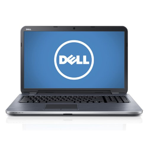 Dell Inspiron 17R i17RM-5129SLV 17-Inch Laptop (1.8 GHz Core i5 3337U Processor, 8 GB DDR3 RAM, 1TB HDD, 1600x900 Display)  Moon Silver [Discontinued By Manufacturer]