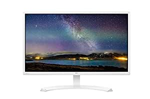 LG 24MP58VQ-W - Monitor IPS/LED de 61 cm (24 pulgadas, Full HD, IPS, LED, 1920 x 1080 pixeles, 5 ms, 16:9, 250 cd/m2) Color Blanco