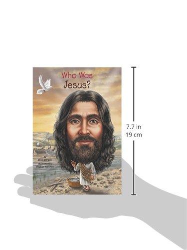 Who Was Jesus?: Ellen Morgan, Stephen Marchesi, Nancy Harrison ...