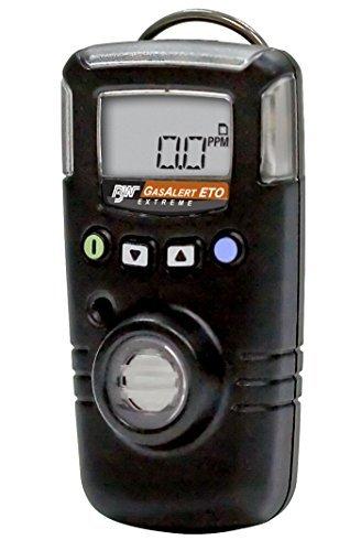 BW Technologies gaxt-g-dl-b GasAlert Extreme Ozone (O3) Single Gas detector, 0 - 1 ppm Measuring range, Black by BW Technologies: Amazon.es: Bricolaje y ...