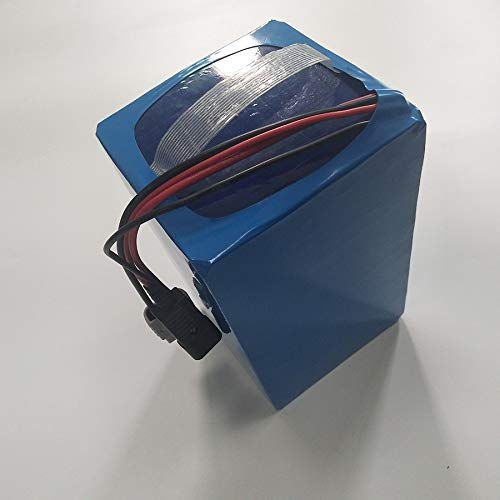 SUN-CYCLE Li-ion 48V 25AH Lithium Power Battery Pack 4A Charger BMS Rechargeable Electric Scooters