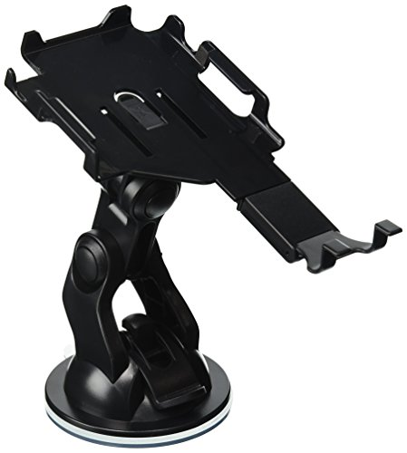 Amzer Suction Cup Mount Holder for Windshield, Dash or Console For Samsung Galaxy Note 3 N9000 (Fits All Carriers) - Retail Packaging - (Amzer Suction Cup)
