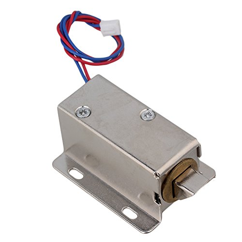 CNBTR DC 12V Open Frame Type Down Tongue Solenoid Electric Door Lock by CNBTR