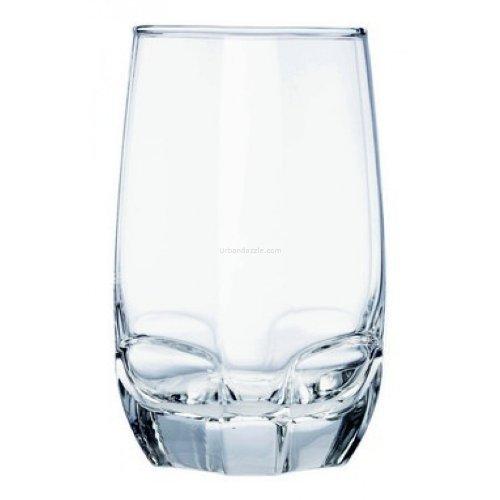 Ocean Charisma Hi Ball Glass, 415ml, Set of 6