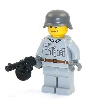 Arme Soldat Lego 2 41Amazon Avec Figurine Guerre Ppsh Mondiale shQdrt