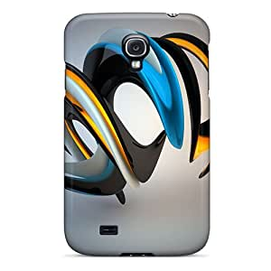 Quality Archerapp48a8 Cases Covers With Spiral 3d Nice Appearance Compatible With Galaxy S4