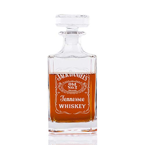 Classic Whiskey Decanter - Jack Daniel's - Engraved for sale  Delivered anywhere in USA