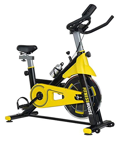 🥇 Fitness House Racer Sports Gold Bicicleta de Ciclismo Indoor