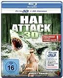 Swamp Shark ( Flying Jaws (Killer Shark) ) (3D & 2D) [ NON-USA FORMAT, Blu-Ray, Reg.B Import - Germany ]