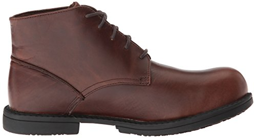 Boot Brown Steel SR Bedford Men's Toe Chukka Wolverine Industrial ARZHwZ