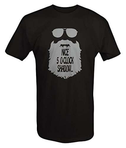 Price comparison product image Stealth - Nice 5 O Clock Shadow Beard Sunglasses Bro T shirt - 6XL