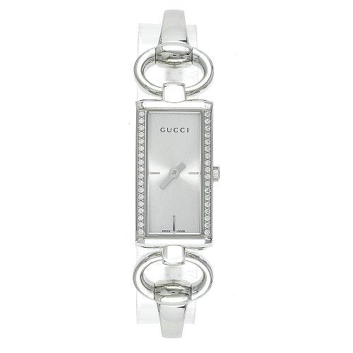 099b5baae GUCCI Women's YA119505 Diamonds Tornabuoni Watch: Amazon.ca: Watches