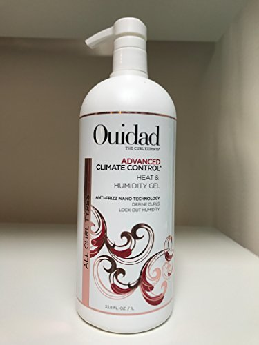 Ouidad Advanced Climate Control Heat and Humidity Gel 33.8 fl oz by Ouidad