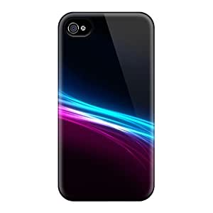 New Iphone 6 Cases Covers Casing(dark Colors Abstract)