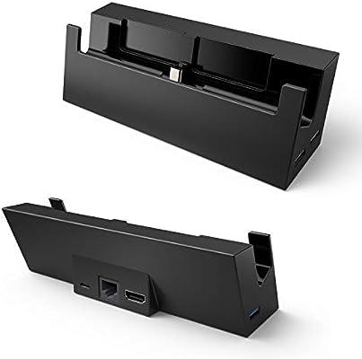 GameWill - Base de conexión para Nintendo Switch con Ethernet ...