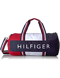 Duffle Bag Tommy Patriot Colorblock
