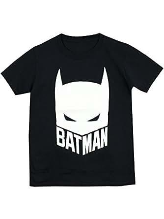 Batman - Camiseta para niño - Batman - Brilla en la Oscuridad - 12 a 13 Años