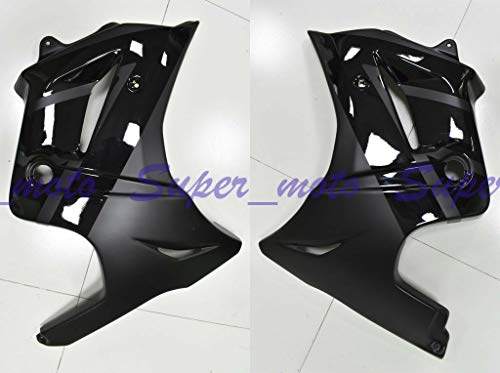 FidgetGear Left Right Lower Fairing Panel Cowl Fit for Suzuki 2003-2008 2004 SV650 SV1000 ()