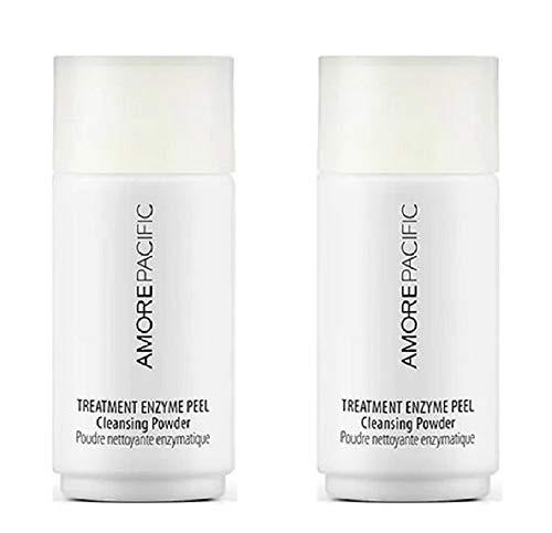 Amorepacific Treatment Enzyme Peel Facial Cleansing Powder Mini Duo 0.10 oz/Each