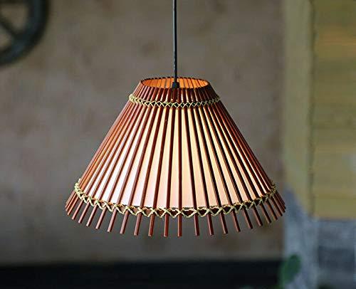 FidgetGear American Country Pastoral Style Bamboo Pendant Lamp Chandelier Hanging Light 190 by FidgetGear (Image #7)