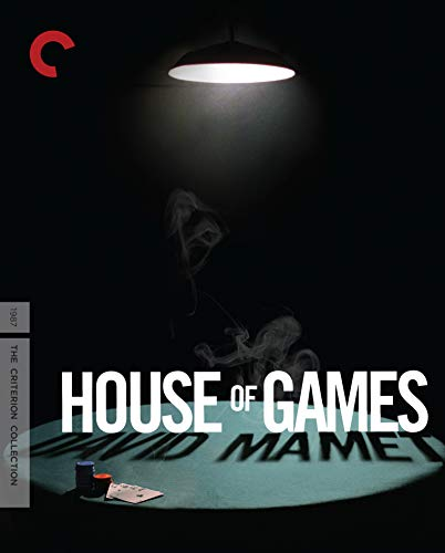 House of Games (The Criterion Collection) [Blu-ray] (House Of Games)
