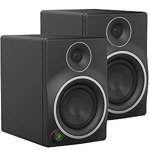 Pair of Mackie MR mk3 Series MR5mk3 5-Inch 2-Way Powered Studio Monitors