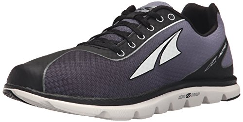 Altra Men's one 2.5 Running Shoe, Black, 11.5 M US