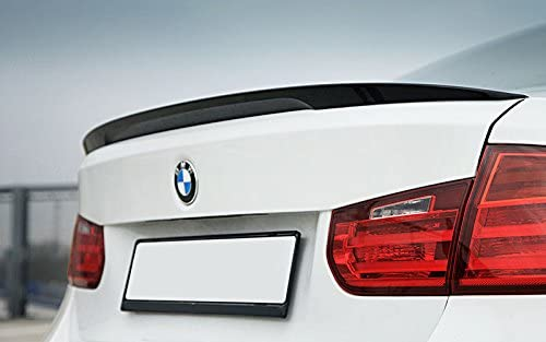 OriginalEuro ABS Euro Rear Trunk Lid M Wing Sport Trim Spoiler Lip for BMW F30 3 Series F80 M3