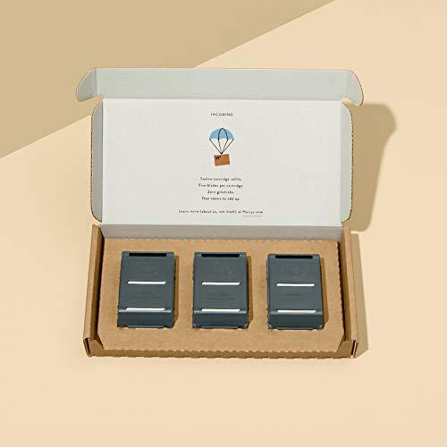 Harry's Razor Blades Refills – Razors for Men – 12 count (Packaging May Vary)