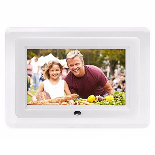 Amazon.com: INSMA 7 inch Digital Photo Frame Picture Frame with ...