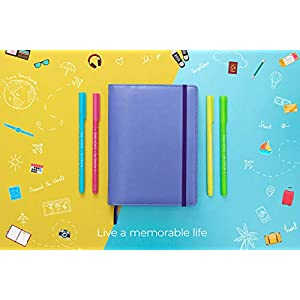 A5 Inserts (100GSM) by Scribbles That Matter – Combine with Coloured Sleeves of Your Choice – Organise your Life