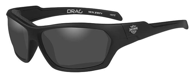 0e3dde65583 Image Unavailable. Image not available for. Color  Harley-Davidson Men s  Drag Gasket Sunglasses