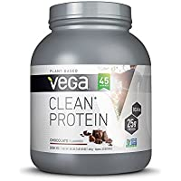 Vega Clean Protein Powder, Chocolate, 3.65 Lb