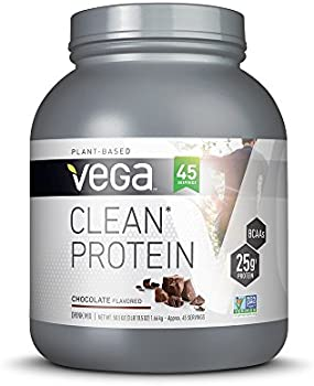 Vega Clean Protein Powder, Chocolate, 3.65 Lb