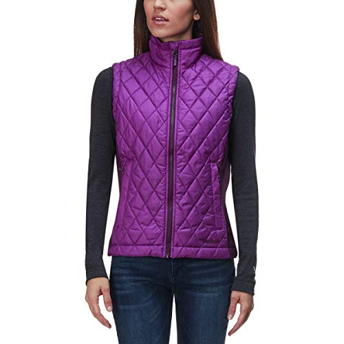 (Marmot Women's Kitzbuhel Vest Grape/Dark Purple Medium)