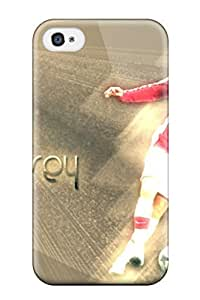 Pretty HvVIrLT5953qWKbf Iphone 4/4s Case Cover/ Aaron Ramsey Series High Quality Case