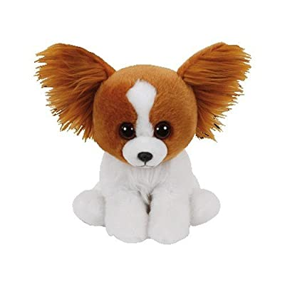 Ty 41206 Barks - Hund Braun: Toys & Games
