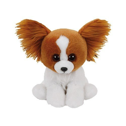 """Price comparison product image Ty Beanie Baby BARKS The Dog 6"""" Regular"""