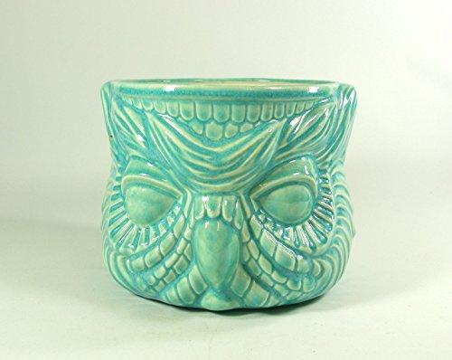 Bluebell Vase - Owl Planter Vase Bluebell Medium