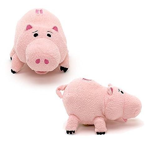 Disney Toy Story 17Cm Hamm The Piggy Bank Soft Plush Toy