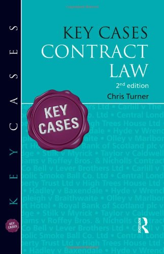 Key Cases: Contract Law (Key Facts)