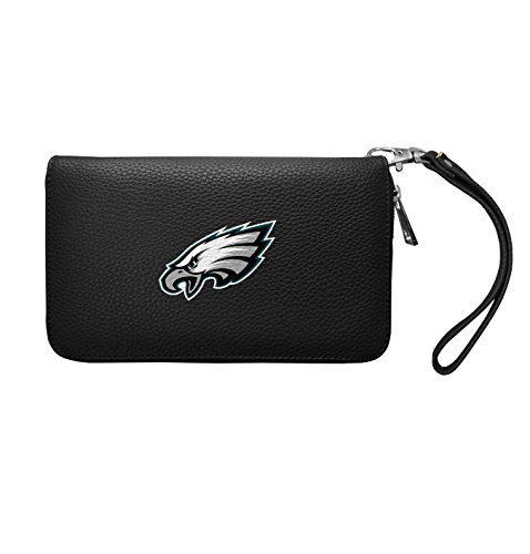 NFL Philadelphia Eagles Zip Organizer Pebble -