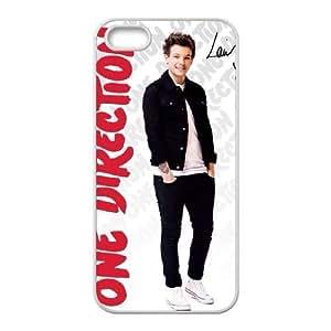 Custom iPhone 5,5S Case, Zyoux DIY High Qualtiy iPhone 5,5S Shell Case - Louis Tomlinson