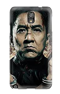 New Tpu Hard Case Premium Galaxy Note 3 Skin Case Cover(jackie Chan Police Story 2013)