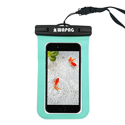 WAPAG Waterproof Bag Case Pouch for iPhone