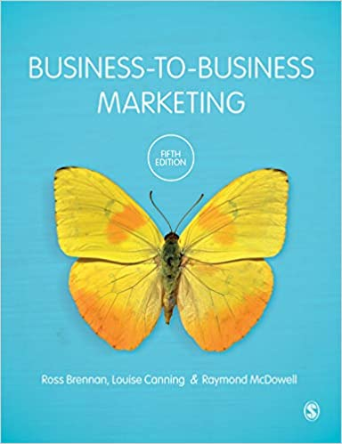 Business-to-Business Marketing, 5th Edition - Original PDF