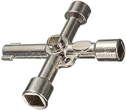 outletissimo® Clave Universal contador,/caja Agua Gas Luz: Amazon ...