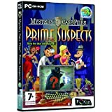 Mystery Case Files: Prime Suspects (Pc Cd) Windows Xp/vista/7 (Uk Import)