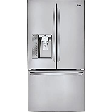 LG LFXS29626S 28.8 Cu. Ft. Stainless Steel French Door Refrigerator