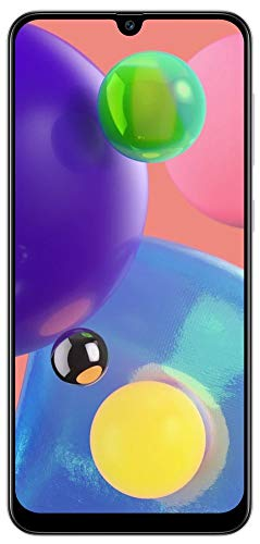 Samsung Galaxy A70s (Prism Crush White, 6GB RAM, 128GB Storage) Without Offer